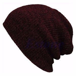 Just in  - men's beanie slouchy winter hat
